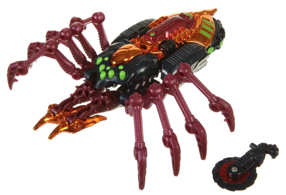 Deluxe Class Tarantulas (Transformers, Beast Wars, Predacon) |  Transformerland com - Collector's Guide Toy Info