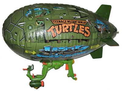 Image result for teenage Mutant Ninja Turtles Blimp