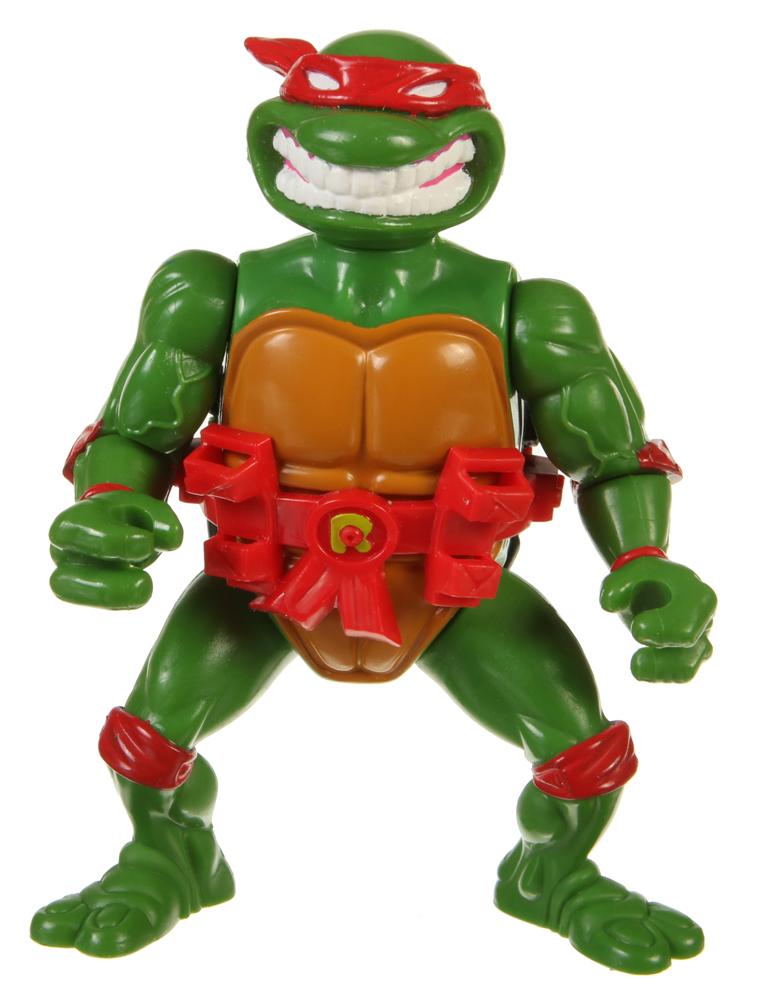Storage Shell Raph Vintage Ninja Turtles Mace