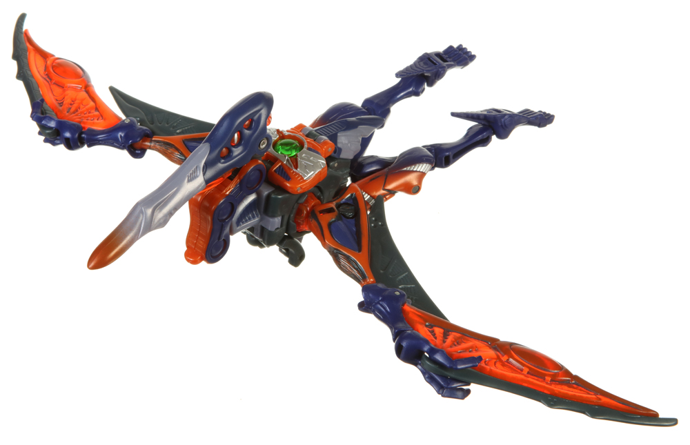 SKYDIVE Transformers Beast Machines Deluxe Class 2000 New