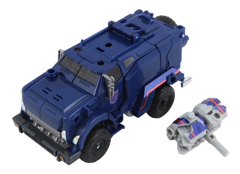 Voyager Class War Breakdown (AM-12) (Transformers, Prime ...