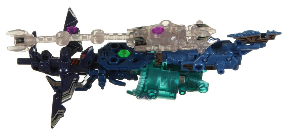 Transformers Arms Micron Gora II E Complete AMW-14 Gravity Planet Bowgun Weapon