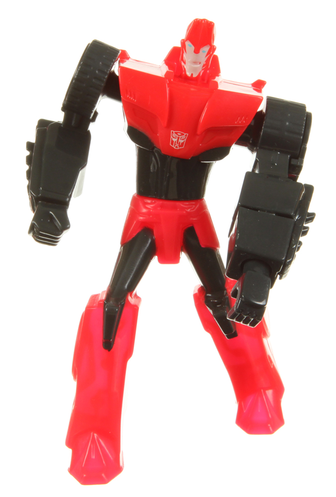 Mcdonald S Happy Meal Sideswipe 6 Transformers Robots