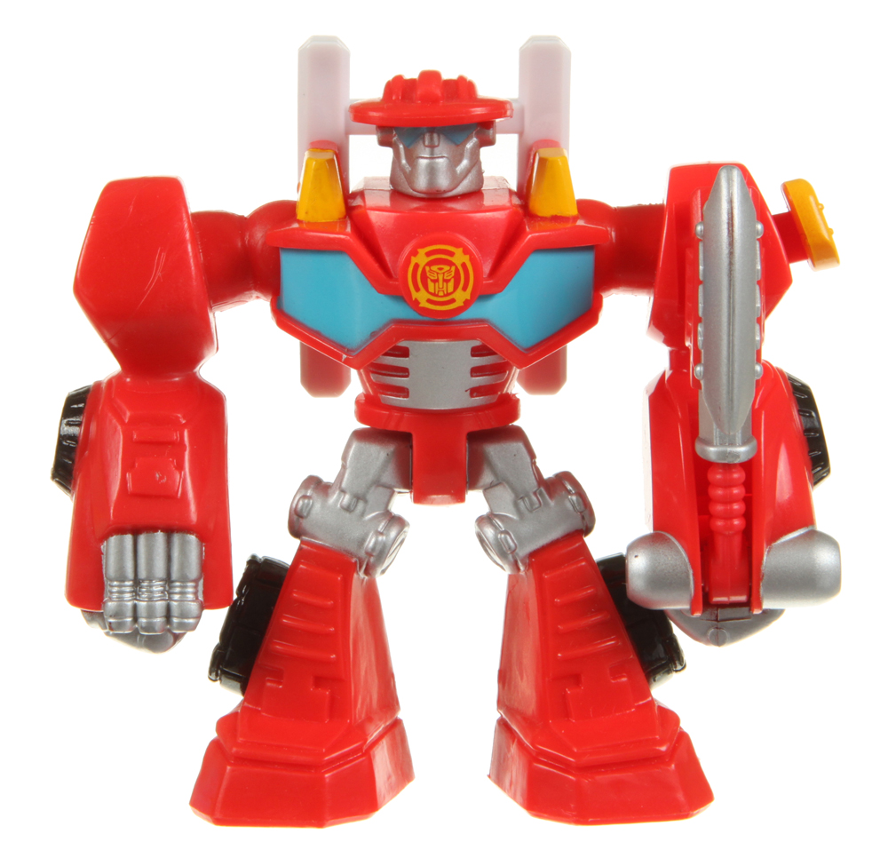 Featured Bots Heatwave the Fire-Bot (Transformers, Rescue ...