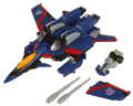 Picture of Starscream Super Mode with Spark Grid