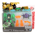 Boxed Decepticon Hunter Grimlock vs. Mini-Con... Image