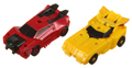 Picture of Sideswipe and Bumblebee (Beeside)