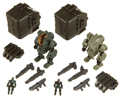 Picture of Powered System Set C&D Cosmo Marines Ver. (DA-10)