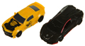 Picture of Bumblebee & Autobot Hot Rod (1-Step Turbo Changers)