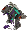 Picture of Trypticon & Decepticon Full-Tilt & Decepticon Necro