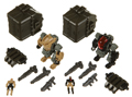 Picture of Powered System Set A&C Desert Combat Squad ver.