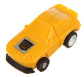 Picture of Porsche (Yellow Decepticon)