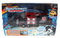 Boxed Powerlinx Optimus Prime with Corona Sparkplug Image