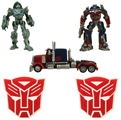 Picture of Ultimate Optimus Prime 3-pack