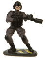 Sector Seven Agent 1 Figure Image