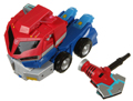 Picture of Roll out Command Optimus Prime