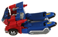 Optimus Prime Cybertronian Mode Image