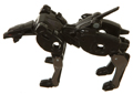 Hound with Ravage - Ravage (Beast Mode) Image