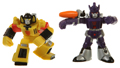 Picture of Sunstreaker vs. Galvatron