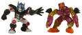 Picture of Optimus Primal vs. Predacon Tarantulas