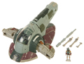 Picture of Boba Fett to Slave I