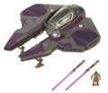 Picture of Mace Windu to Jedi Starfighter (Actis)