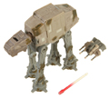 Picture of Imperial Trooper to AT-AT