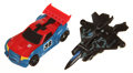 Smokescreen vs. Starscream Image