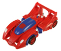 Picture of Spider Man (car)