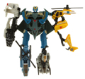 Picture of Skyburst with Aerialbots