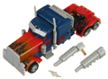 Picture of Battle Blades Optimus Prime