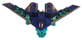 Dreadwing (Stealth Bomber mode) Image