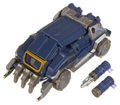 Picture of Cybertronian Soundwave
