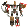 Picture of Grimstone with Dinobots