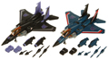 Skywarp and Thundercracker Image