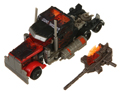 Picture of Fireburst Optimus Prime