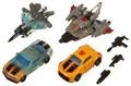 Bumblebee / Starscream 4-pack Image