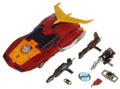 Picture of Rodimus Prime with Offshoot
