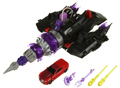 Energon Driller with Knock Out Image