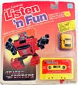 Boxed Listen 'N' Fun Cliffjumper Image