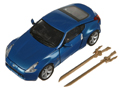 Picture of Nissan 370Z Megatron (Blue) (A-02)