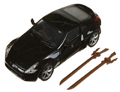 Picture of Nissan 370Z Megatron (Black) (A-02)