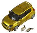 Picture of Suzuki Swift Sport Goldbug (Gold) (A-03)