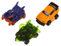 Picture of Jump Shot Shockwave, Jump Shot Bumblebee, Skyquake