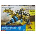 Boxed Energon Driller with Bumblebee Image