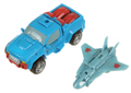 Picture of Autobot Gears & Autobot Eclipse