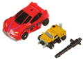 Picture of Cliffjumper & Suppressor