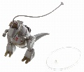 Picture of Grimlock with Brain Transfer Device (Metallic Color)