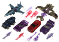 Picture of Decepticon Set (EZ-SP2)