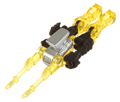 Picture of Autobot Firebolt Clear Yelllow Ver.